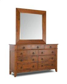 340-660 MIRR Urban Craftsmen Mirror