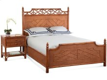 Summer Retreat King Bed