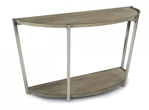 Platform Sofa Table
