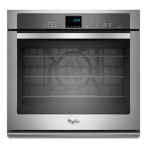 WhirlpoolGold® 4.3 Cu. Ft. Single Wall Oven With True Convection Cooking