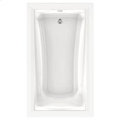 Green Tea 72x42 inch Bathtub  American Standard - White