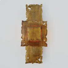 Melting Wall Sconce-Antique Brass