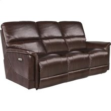 Oscar La-Z-Time PowerRecline with Power Headrest Full Reclining Sofa