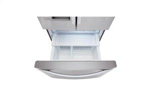 30 cu. ft. Super Capacity 3-Door French Door Refrigerator
