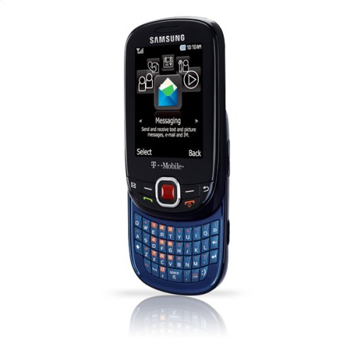 Samsung Smiley :) QWERTY Cell Phone