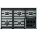 "WOLF36"" Transitional Gas Cooktop Grate Set"