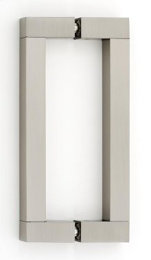 Block Back-to-Back Pull G420-6 - Satin Nickel
