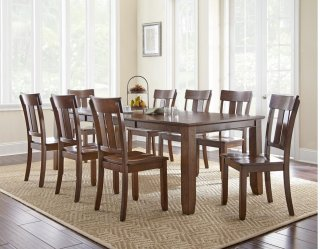 Karlie Table and 8 Chairs
