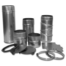 4-Way Dryer Vent Kit