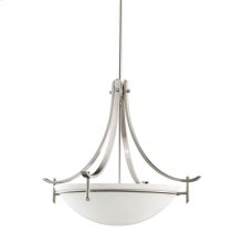 Olympia Collection Olympia 3 Light Inverted Pendant - Antique Pewter