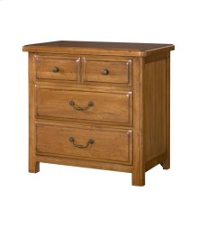 Drawer Night Stand-Domestic