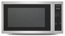 """24"""" Countertop Microwave Oven with PrintShield Finish - 1200 Watt - Stainless Steel"""