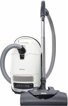 Complete C3 Cat&Dog PowerLine - SGEE0 canister vacuum cleaners With turbobrush and odor filter; ideal for pet lovers.