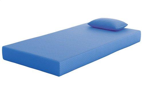 Twin Mattress and Pillow 2/CN