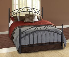 Willow Queen Duo Panel Bed Set - Must Order 2 Panels for Complete Bed Set