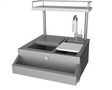 "30"" Hestan Outdoor Refreshment Center - GRCHS Series"