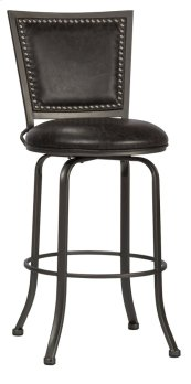 Belle Grove Commercial Swivel Bar Stool