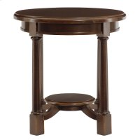 Pacific Canyon Round Side Table Product Image