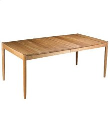 """Quenton 75"""" Table w/Two 18"""" Leaves"""