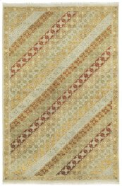Park Lane Sage Hand Knotted Rugs