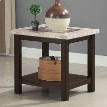 Rosetta End Table