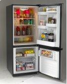 Bottom Mount Frost Free Freezer / Refrigerator Product Image