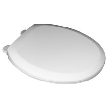 Champion Slow-Close Round Front Toilet Seat  American Standard - White