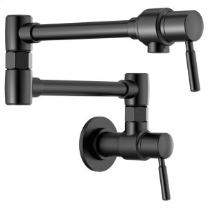 Euro Wall Mount Pot Filler Faucet Product Image