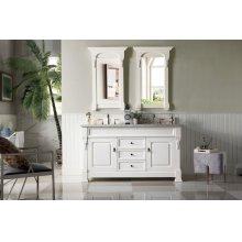 "Brookfield 60"" Double Bathroom Vanity"