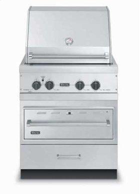 "30"" W x 30"" D Base w/30"" Warming Drawer Opening - VQWO (30"" wide - Grill Base with 30"" wide Warming Drawer;1 drawer)"