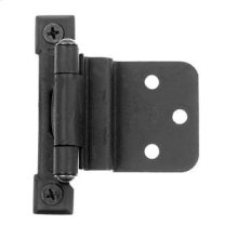 "3/8"" inset-Self Closing Hinge"
