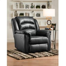 Power Layflat Recliner with Power Headrest Upgrade