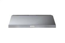 Hood PRO 36'' Stainless steel 1 blower, stainless steel, slider control, aluminum mesh filters