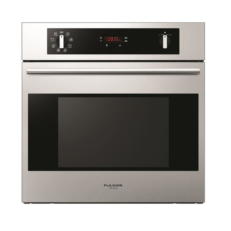 Fulgor Milano F1sp24s1 In 24 Multifunction Pyrolytic Oven