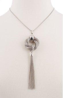 BTQ Tassel Necklace