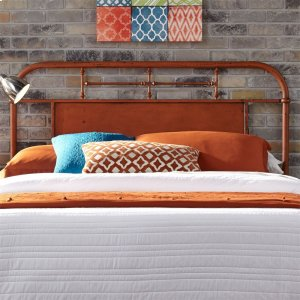 LIBERTY FURNITURE INDUSTRIESQueen Metal Headboard - Orange