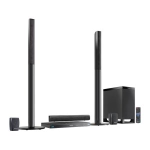 PanasonicSC-BTT770 Home Theater System with 3D Blu-ray Disc Player