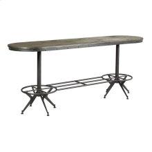 OVAL BAR TABLE