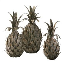 Pineapples 3pc Set.