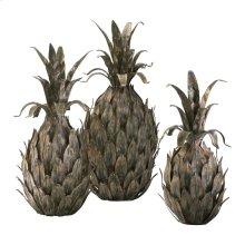 Pineapples 3pc Set.