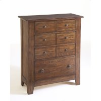Attic Heirlooms 4-Drawer Chest Product Image