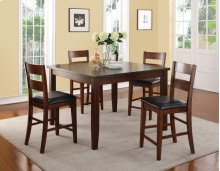 """Rockport 54"""" Counter Height Table"""
