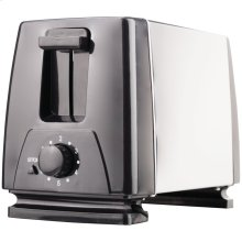 2-Slice Toaster with Extra-Wide Slots