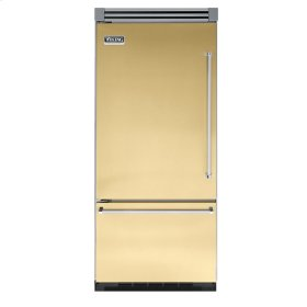 "Golden Mist 36"" Bottom-Mount Refrigerator/Freezer - VIBB (Left Hinge Door)"