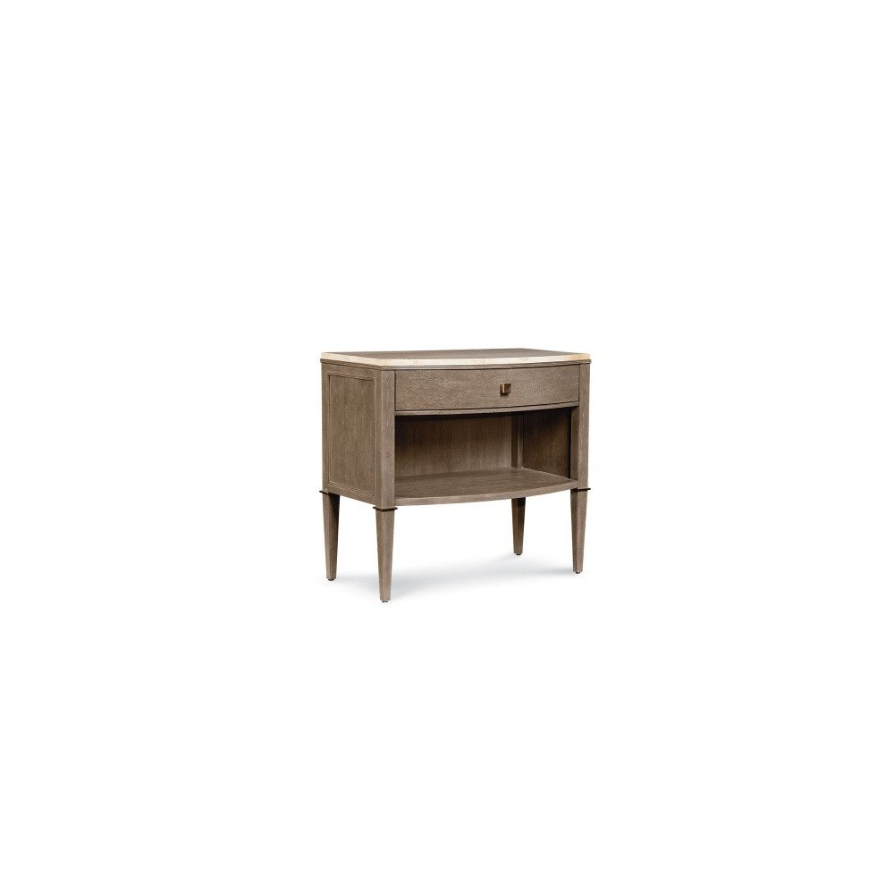 Cityscapes Ellis Leg Nightstand