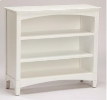 Essex Low Loft Bookcase white