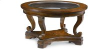 Deschanel Round Cocktail Table