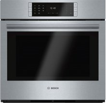 "Benchmark Series, 30"", Single Wall Oven, SS, EU Conv., TFT Touch Control"