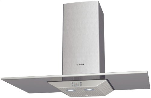 "36"" Wall Mount Chimney Hood 800 Series - Glass Canopy- OUT OF CARTON"
