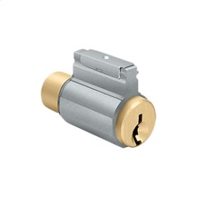 Cylinder for Residential Lever Series - PVD Polished Brass